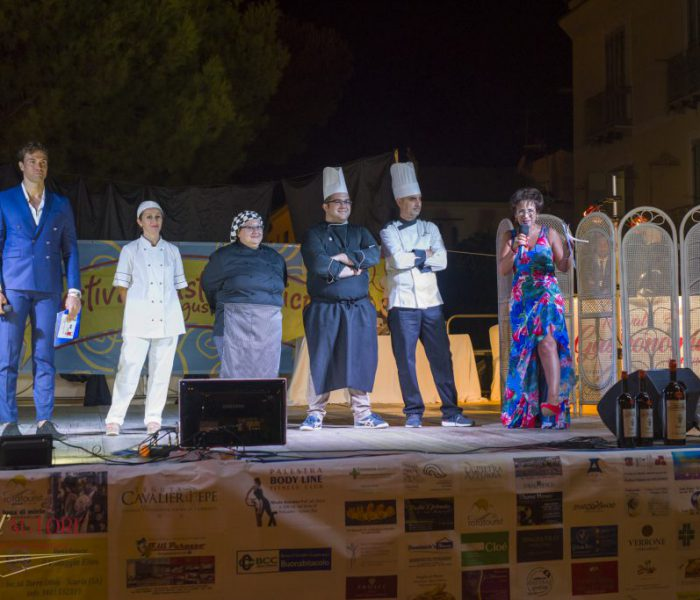 Il Festival gastronomico di Capitello giunge alla VI edizione, sul podio lo chef Angelo Ricchiuti