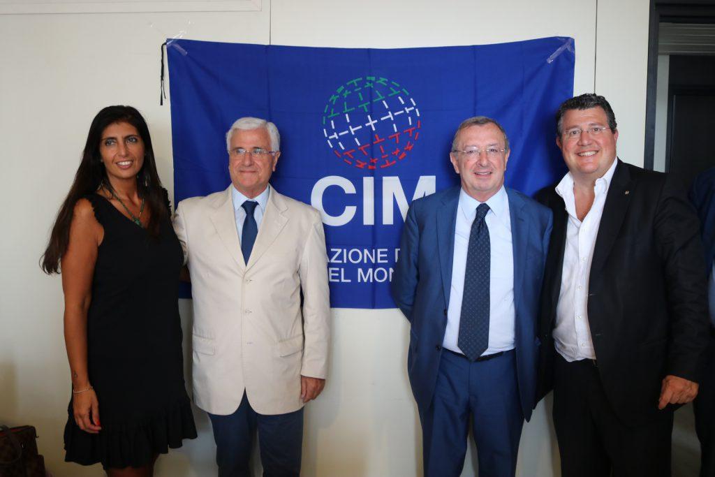 Inaugurate sedi CIM campane