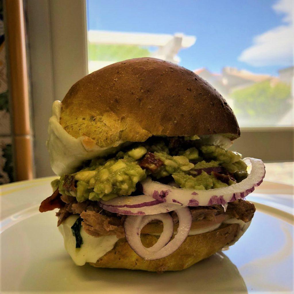 Heathy Sandwich Don Alfonso, il panino sano