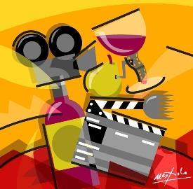 Cinegustologia® pizze per Sordi e Verdone su LA7