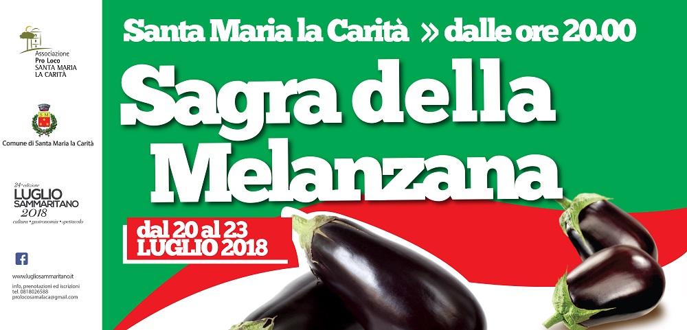 Sagra della melanzana a Santa Maria la Carità
