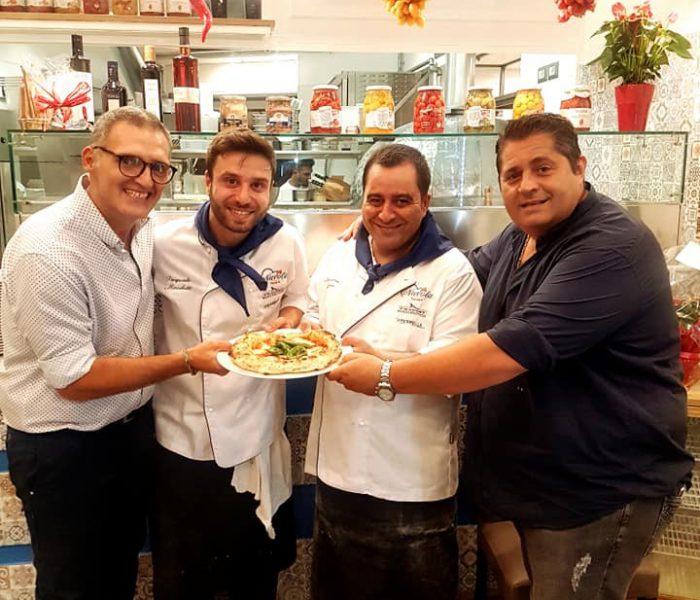 Al Vomero la nuova pizzeria e sfizieria