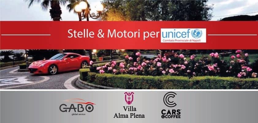 STELLE & MOTORI PER UNICEF