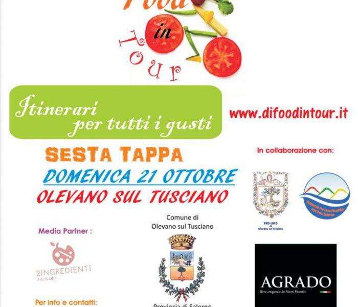 Di Food in Tour, Itinerari per tutti i Gusti