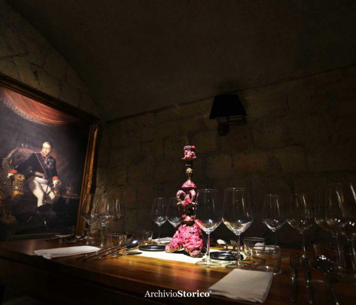 """Cucina """"di classe"""" all'Archivio Storico"""