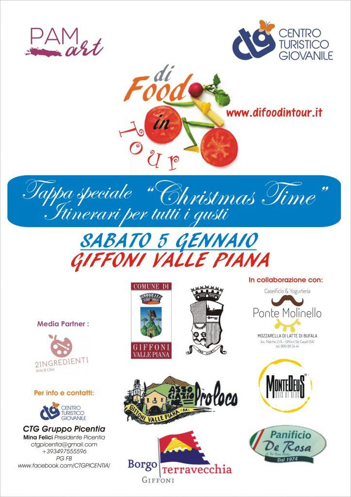 Di Food in Tour a Giffoni