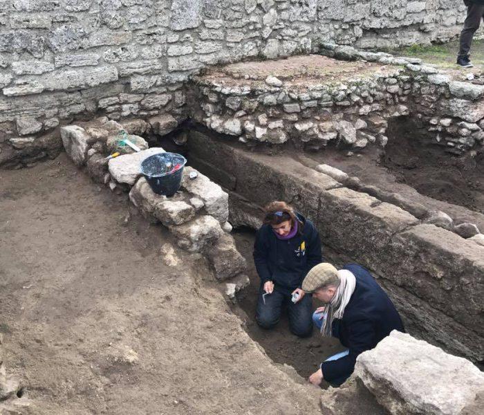 A Paestum si continua a scavare