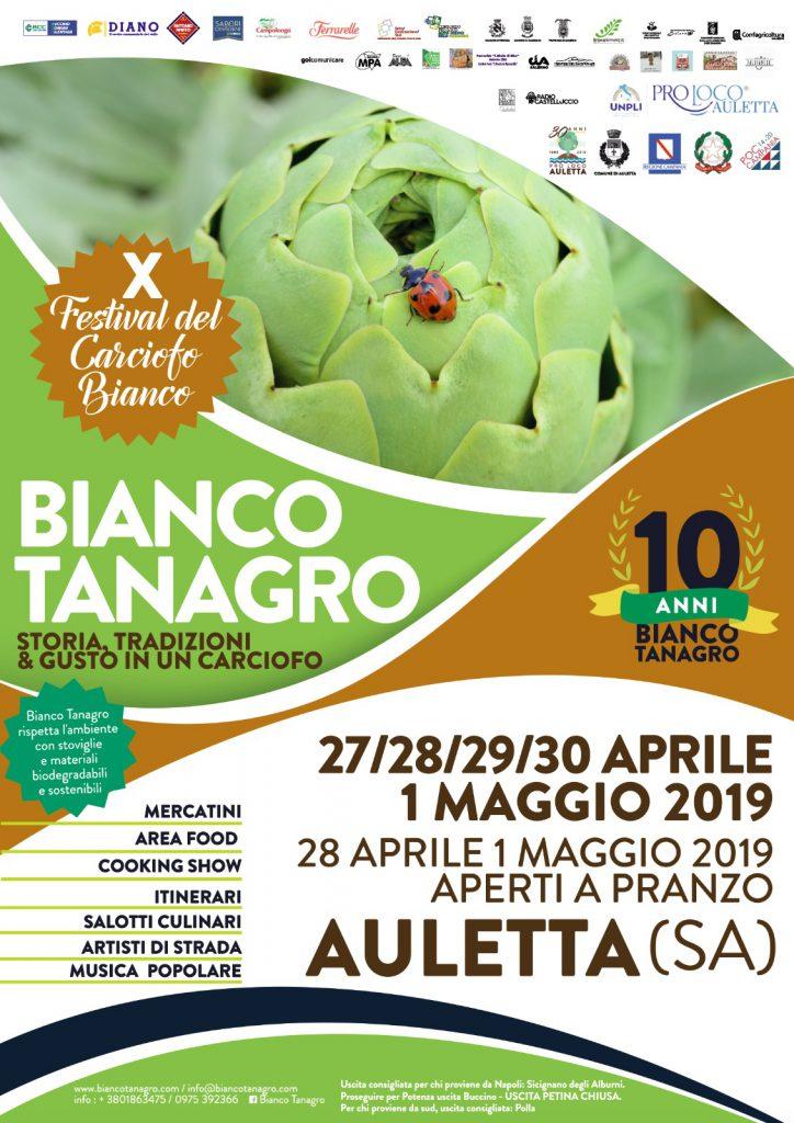 Bianco Tanagro: 10 anni di valorizzazione