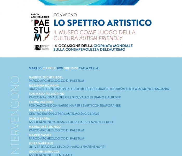 Lo Spettro artistico a Paestum