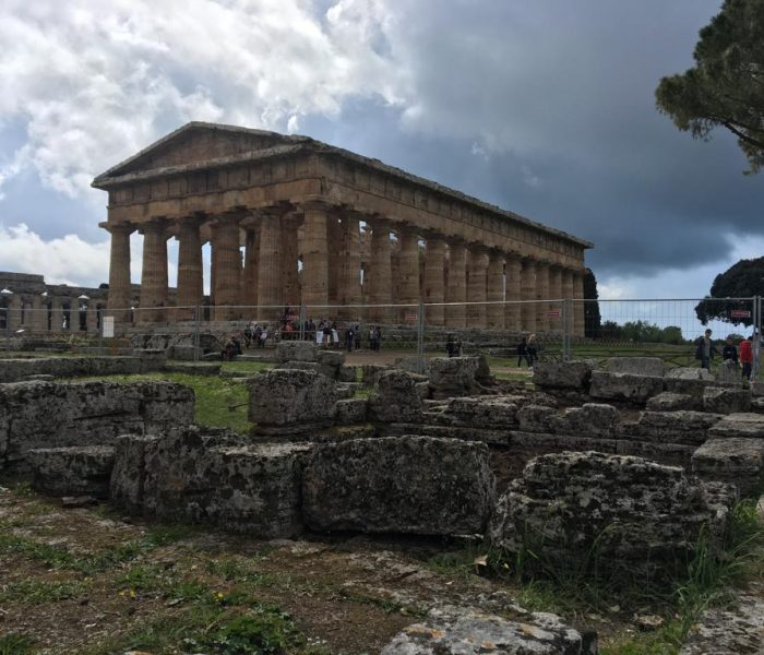Nuovi scavi a Paestum