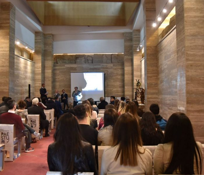 Giornata su autismo e musei a Paestum
