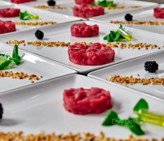La piemontese a menu alla Tavernetta Colauri