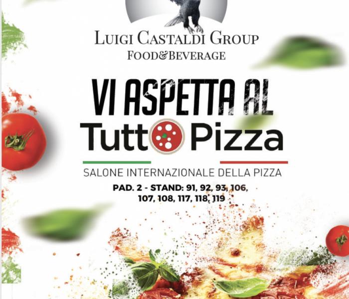 Luigi Castaldi Group al TuttoPizza 2019