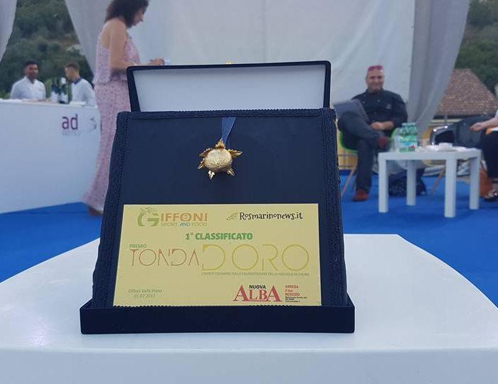 """Premio """"Tonda d'Oro"""" 2019"""