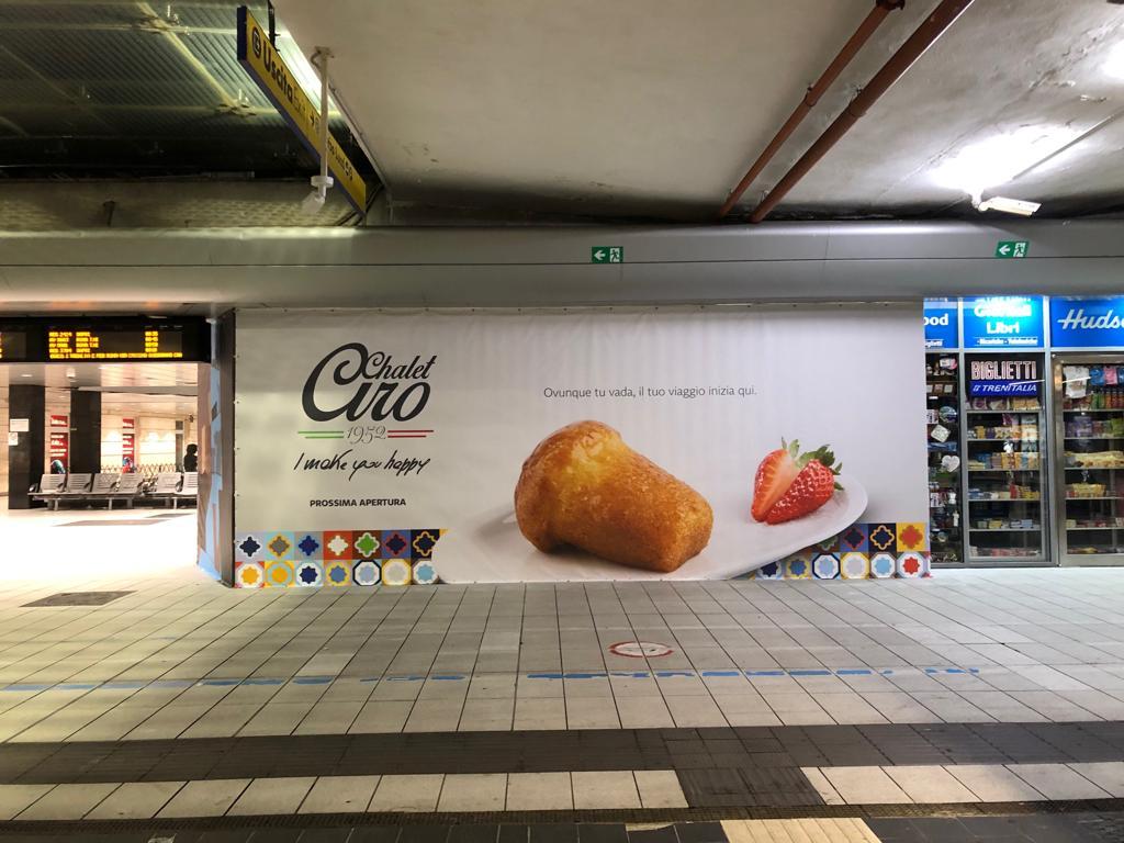 Chalet Ciro apre alla Stazione Centrale