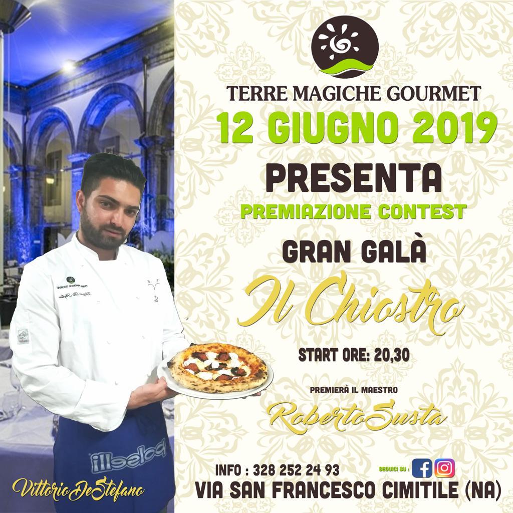 Premiazione del contest di Terre Magiche Gourmet