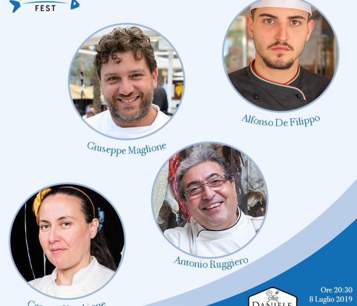 Il Baccalà Fest da Daniele Gourmet