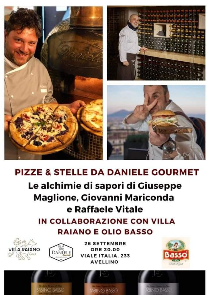 Pizza & Stelle da Daniele Gourmet