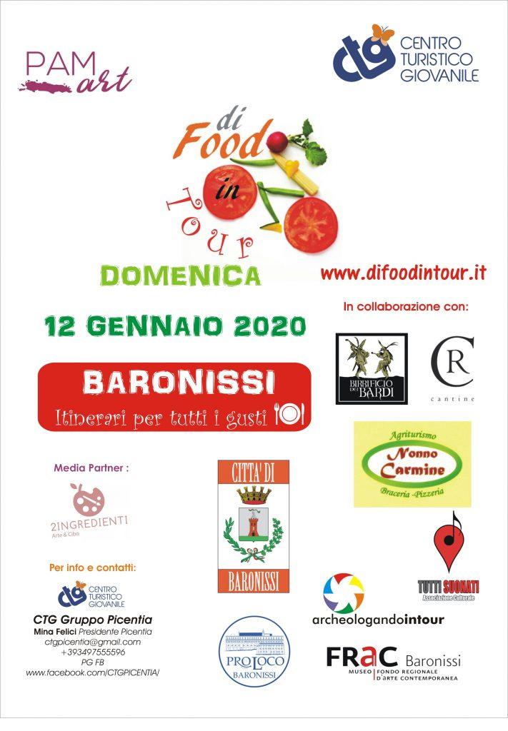 """""""Di Food in Tour"""" fa tappa a Baronissi"""
