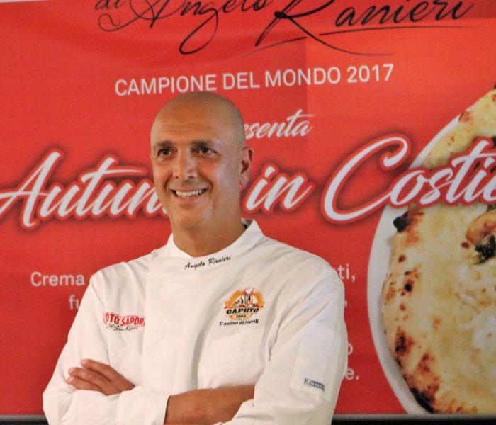 Pizza e Cucina, le proposte di Angelo Ranieri